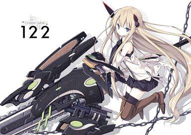 <<オリジナル>> CHAIN:SAW 122 / あさひあげ