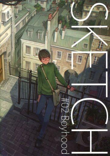 オリジナル SKETCH #02 Boyhood / TNK