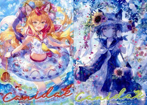 オリジナル 【冊子単品】Canidae / Molamola