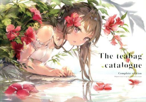 オリジナル the teabag catalogue complete edition / メガネ少女