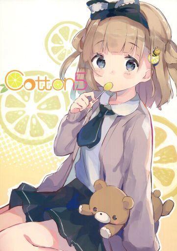 オリジナル Cotton 5 / sencyairo