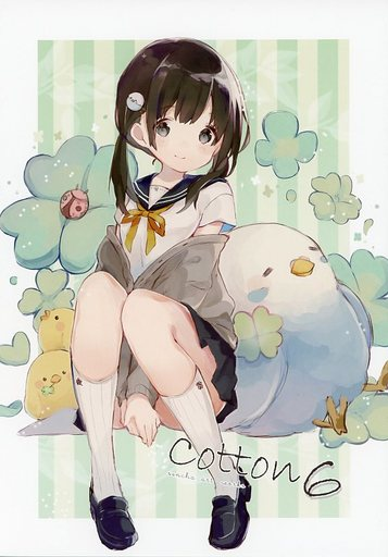 オリジナル Cotton 6 / sencyairo
