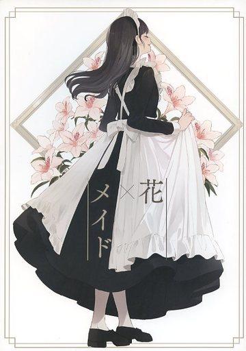 オリジナル 花×メイド / 喫茶栞  ZHORO62141image