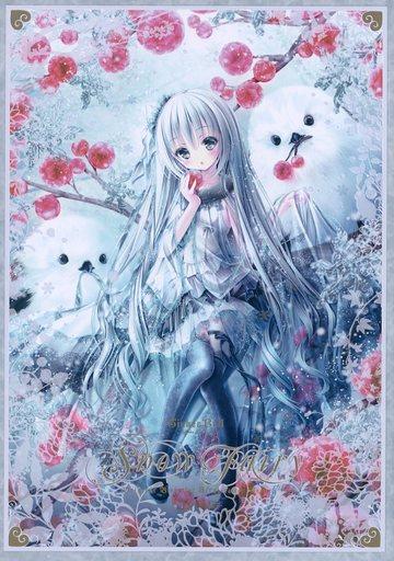 オリジナル Snow Fairy / てぃんかーべる ZHORO63752image