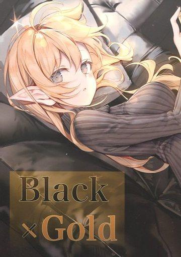 オリジナル Black × Gold / burittohiroba  ZHORO64108image