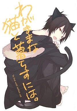 【中古】一般向け 女性・ボーイズラブ同人誌 <<デュラララ!!>> わがままな猫と暮らすには。 (折原臨也) / ヒュンメル hummel