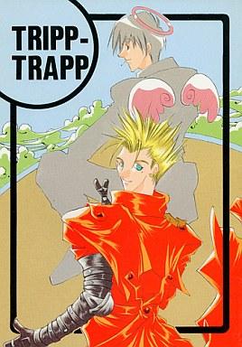 【中古】 <<トライガン>> TRIPP‐TRAPP (ヴァッシュ、ナイブス、ウルフウッド) / くろこだいるカンパニー