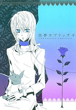 【中古】 <<ガンダムSEED&DESTINY>> 空夢カプリッチオ (ギルバート×レイ) / Albinolivia
