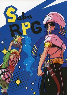 【中古】一般向け 女性・ボーイズラブ同人誌 <<Free!>> Saba RPG (七瀬遙、葉月渚、橘真琴) / ARARAGI