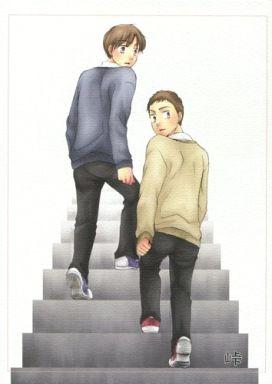 <<おおきく振りかぶって>> 峠 (水谷文貴、栄口勇人) / LOVERS ON BACKSTREET