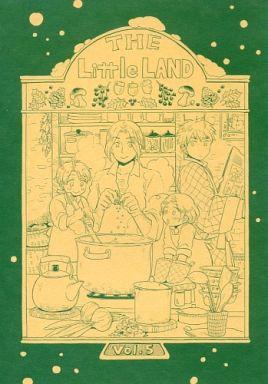 【中古】一般向け 女性・ボーイズラブ同人誌 <<ヘタリア>> The little LAND vol.5 (フランシス、アルフレッド、マシュー) / ARARAGI
