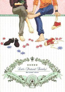 【中古】一般向け 女性・ボーイズラブ同人誌 <<ヘタリア>> Let's-Pretend Family! the second volume (アルフレッド×アーサー) / SHISINDEN(紫宸殿)