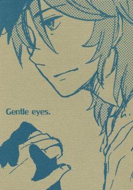 【中古】一般向け 女性・ボーイズラブ同人誌 <<ガンダム00>> gentle eyes. (ロックオン×アレルヤ) / astro00