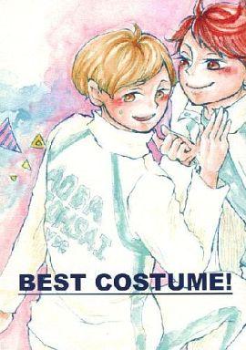 【中古】一般向け 女性・ボーイズラブ同人誌 <<ハイキュー!!>> BEST COSTUME! (矢巾秀、青葉城西高校) / anzou