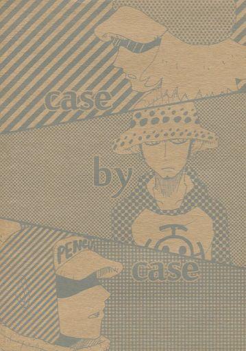 <<ワンピース>> case by case (ロー、シャチ、ペンギン) / ppc