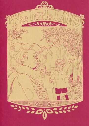 【中古】一般向け 女性・ボーイズラブ同人誌 <<ヘタリア>> The little LAND Vol.6 (オールキャラ) / ARARAGI
