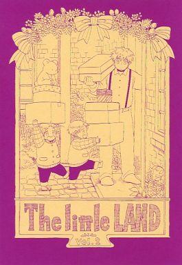 【中古】一般向け 女性・ボーイズラブ同人誌 <<ヘタリア>> The little LAND vol.2 (フランシス、アーサー、アルフレッド、マシュー) / ARARAGI