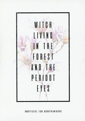 名探偵コナン WITCH LIVING IN THE FOREST AND THE PERIDOT EYES 森に住む魔女とペリドットの瞳 (赤井秀一×安室透) / KIMIBOKU