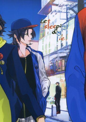 ヒプノシスマイク Let sleeping dog lie. (入間銃兎×山田二郎) / 軋む膝