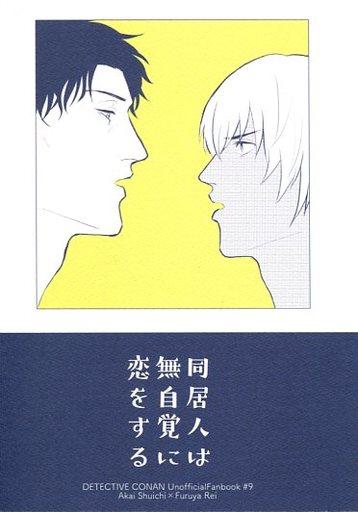 名探偵コナン 同居人は無自覚に恋をする (赤井秀一×安室透) / 大穴