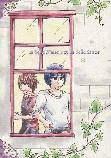 SOUL CATCHER(S) La Belle Maison et La Belle Saison (刻阪響×神峰翔太) / Notes on Note