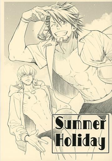 TIGER&BUNNY(タイガー&バニー) 【コピー誌】Summer Holiday (虎徹×バーナビー) / DECOPONS
