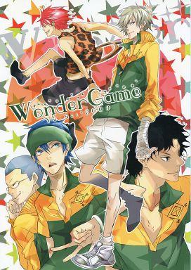 【中古】一般向け 女性・ボーイズラブ同人誌 <<テニスの王子様>> Wonder Game (四天宝寺) / 遊星