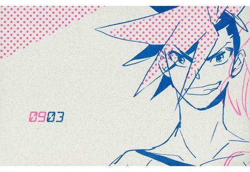 プロメア ・0903 (リオ、ガロ) / Loretta