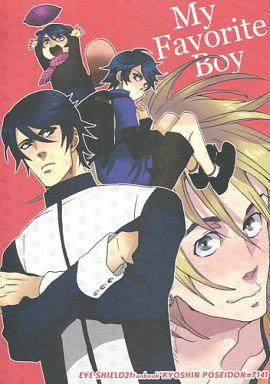 【中古】一般向け 女性・ボーイズラブ同人誌 <<アイシールド21>> My Favorite Boy (水町健悟×筧駿) / chiko