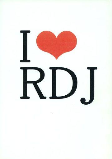 【中古】一般向け 女性・ボーイズラブ同人誌 <<よろず>> I LOVE RDJ (ロバート・ダウニー・Jr) / むうボレー
