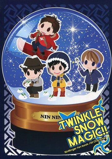 twinkle snow简谱