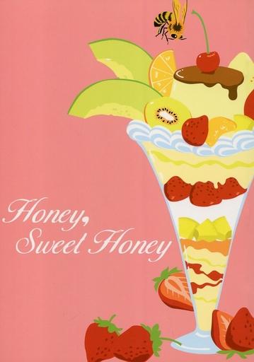 【中古】一般向け 女性・ボーイズラブ同人誌 <<トランスフォーマー>> Honey, Sweet Honey (オプティマス×バンブルビー) / Artificial Planet