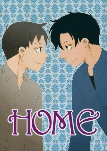 その他小説 HOME (御手洗潔×石岡和己) / East Noel