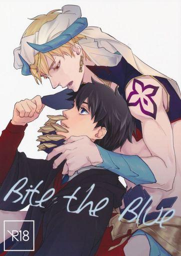 Fate Bite the Blue (ギルガメッシュ(キャスター)×ぐだ男) / ポン=コツ(BC.2655~)