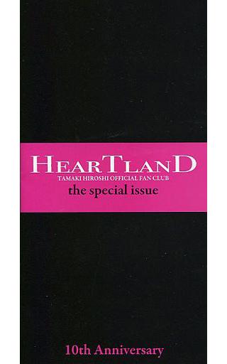 【中古】アイドル雑誌 HERAT LAND the special issue