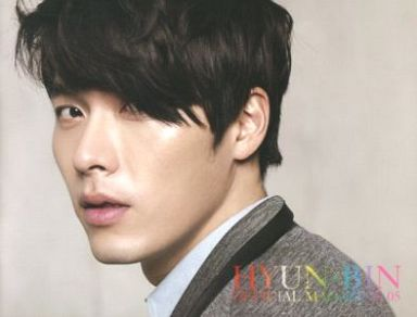 【中古】アイドル雑誌 HYUN-BIN OFFICIAL MAGAZINE 05