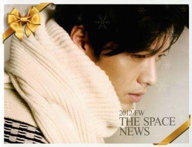 【中古】アイドル雑誌 THE SPACE NEWS 2012-FW