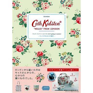 """【中古】ファッション雑誌 Cath Kidston """"HELLO!""""FROM LONDON『キャス・キッドソンへようこそ』 2010spring&summer"""