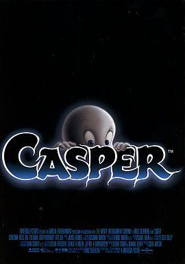 【中古】パンフレット(洋画) パンフ)CASPER