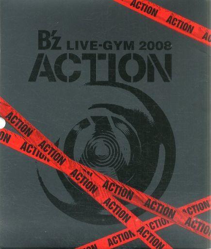 【中古】パンフレット(ライブ・コンサート) パンフ)B'z LIVE-GYM 2008 ACTION