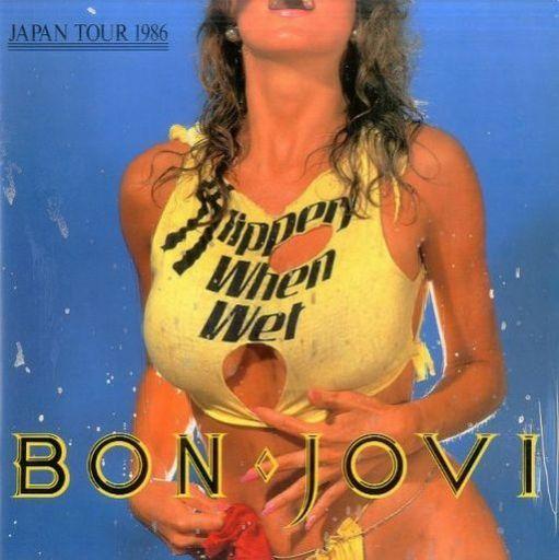 中古パンフレット(ライブ・コンサート) パンフ)an udo artists presentation 1986 BON JOVI JAPAN TOUR 1986