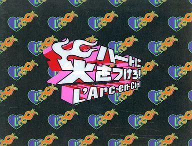 パンフ)L'Arc~en~Ciel ハート...