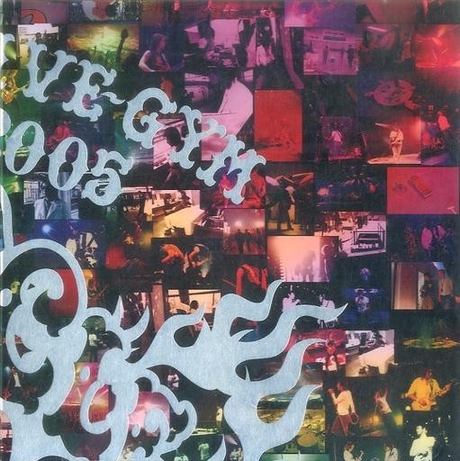 """【中古】パンフレット 付録無)パンフ)B'z LIVE-GYM 2005 """"CIRCLE OF ROCK""""(ドームver.)"""