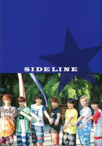 パンフ)SIDE LINE サイドライン