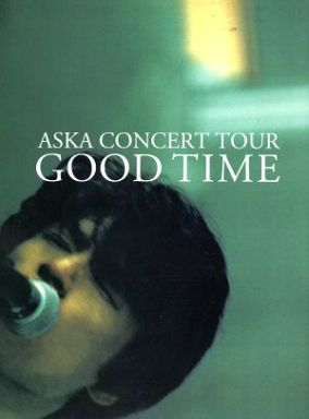 パンフ)ASKA CONCERT TOUR GOOD ...