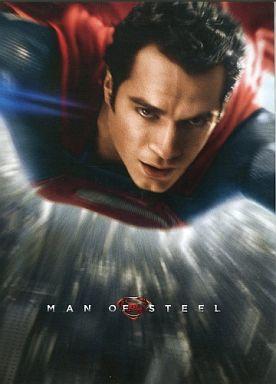 【中古】パンフレット パンフ)Man of Steel マン・オブ・スティール