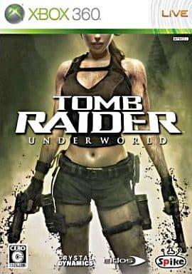 TombRaider UNDERWORLD