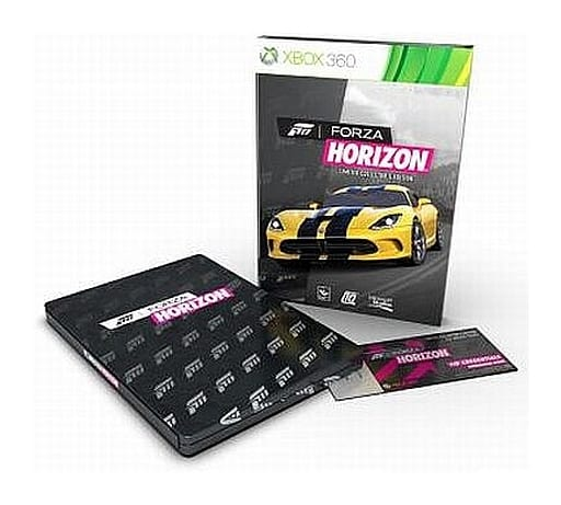 Forza Horizon リミテッドコレクターズエディション