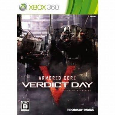 ARMORED CORE VERDICT DAY[通常版]