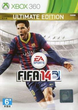 アジア版 FIFA 14 ULTIMATE EDITION (国内版本体動作可)